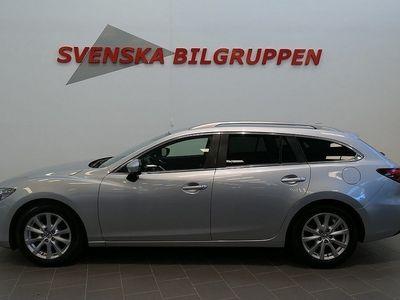 begagnad Mazda 6 2.2 SKYACTIV-D AWD Nav LM S+V-hjul