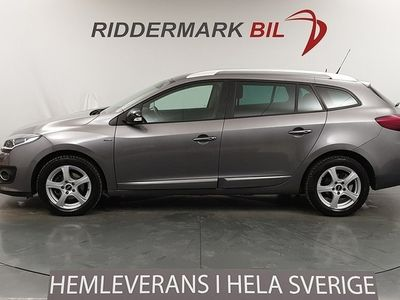 begagnad Renault Mégane Phas III 1.5 dCi Sports Tourer (110hk) LIMITED