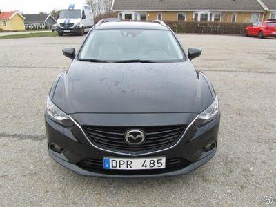 brugt Mazda 6 Wagon Optimum -13