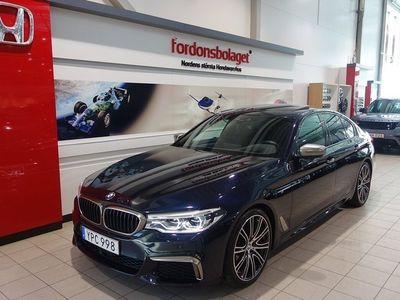 begagnad BMW M550 i xDrive Sedan Ultimate Edition