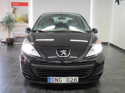 begagnad Peugeot 207 1.4 95hk Nyservad Nybesiktigad