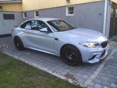 begagnad BMW M2 Competition Akrapovic 650 mil