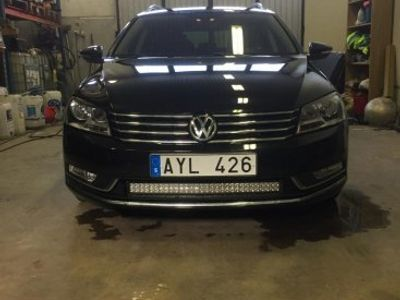 begagnad VW Passat 2,0 TDI 4Motion Masters -14