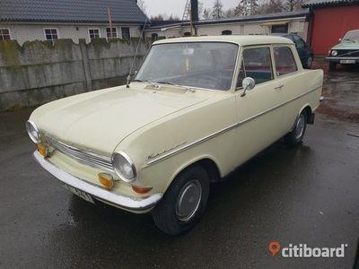brugt Opel Kadett 1965