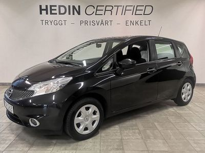 brugt Nissan Note Note 1.2 / 1 Ägare