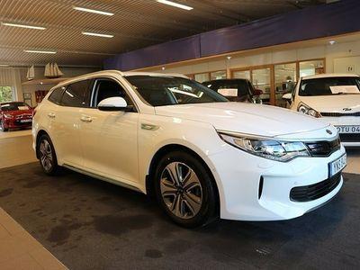 begagnad Kia Optima Hybrid Sport Wagon SW Plug In- Fleet Edition
