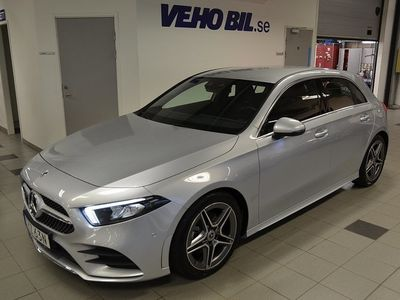 begagnad Mercedes A180 d AMG, Advantagepaket