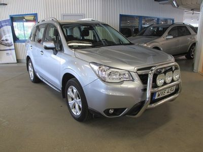 used Subaru Forester 2.0XS 4WD Lineartronic 150hk -14