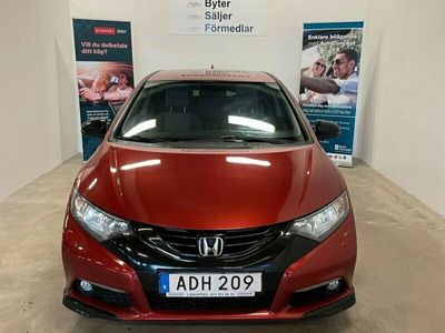 begagnad Honda Civic 1.6 i-DTEC Ny Serv/ B-kam
