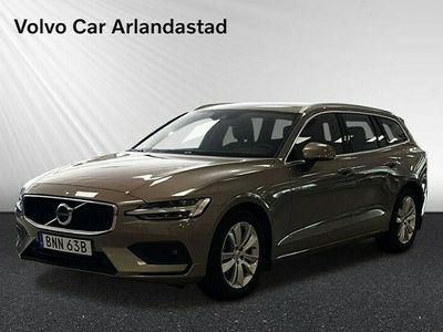 begagnad Volvo V60 D4 AWD Momentum Advanced SE II