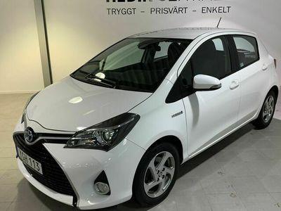 begagnad Toyota Yaris Hybrid 1.5 VVT - i CVT 101hk