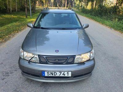 begagnad Saab 9-5 Aero 2.3 Turbo Automat 16000mil Besi