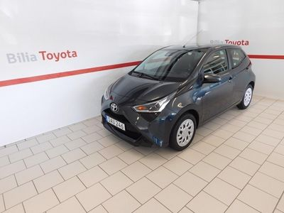begagnad Toyota Aygo 1,0 5-D X-PLAY SMARTPHONE INTEGRATION