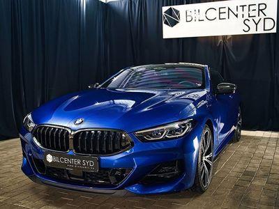begagnad BMW 850 Mi xDrive Coupé Steptronic Euro 6 530hk