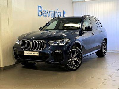 begagnad BMW X5 xDrive30d 30d xDrive M-Sport Innovation Winter Laserlight Nypris 997 01