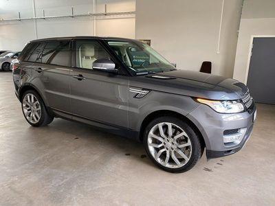 begagnad Land Rover Range Rover Sport 3.0 (292hk) Aut