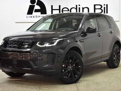 begagnad Land Rover Discovery Sport Signature Fe 200hk