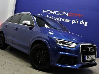 begagnad Audi RS3 2.5 TFSI Q S-Tronic Special-Edition