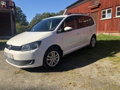 begagnad VW Touran 1,4 TSI Ecofuel, sjusits 150 hk -10