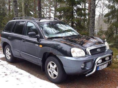 begagnad Hyundai Santa Fe