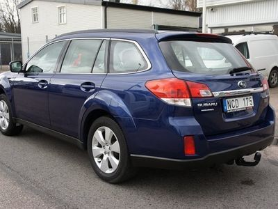 begagnad Subaru Outback 2,5 CNG CVT BUSINESS 1 Års garanti