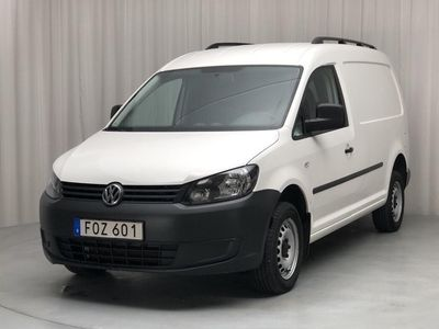 używany VW Caddy 2.0 TDI Maxi Skåp 4-motion (110hk)