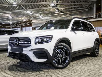 begagnad Mercedes GLB250 4MATIC // AMG Line & Premiumpkt //