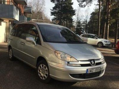 begagnad Peugeot 807 2.2 7-sits kamrem bytt 13800mil -04