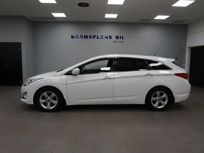 begagnad Hyundai i40 cw 1.7 CRDi 136hk