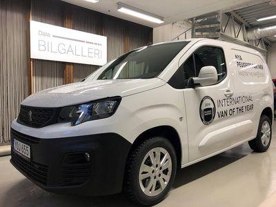 begagnad Peugeot Partner L1 PRO+ Launch 130HK AUT NYA MODELLEN Dieselvärmare