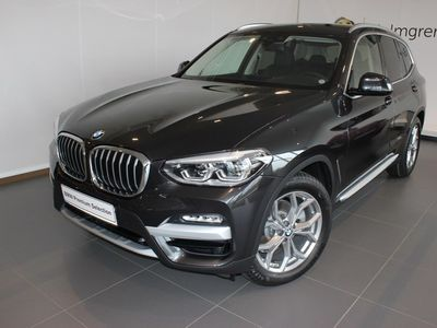 used BMW X3 xDrive20d Connected Edition