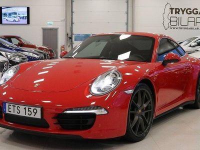 begagnad Porsche 911 Carrera 4S 400hk SportChrono Navi -14