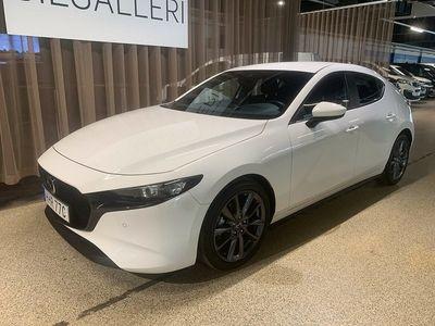 begagnad Mazda 3 Sky 2.0 122 hk M Hybrid Automat