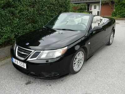 begagnad Saab 9-3 Cabriolet 2.0 T Automat