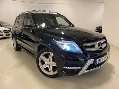 begagnad Mercedes GLK220 d AMG 4MATIC Navi/Drag/SV-Såld