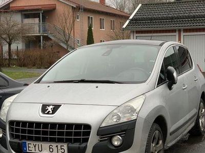 begagnad Peugeot 3008 2.0 HDi FAP