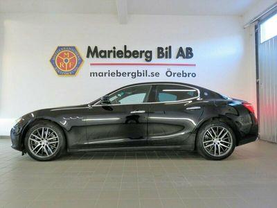begagnad Maserati Ghibli Diesel 3.0 V6 Aut 275hk Premium/Navi