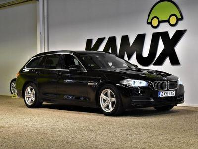 begagnad BMW 520 D X-Drive Comfort AUT Drag