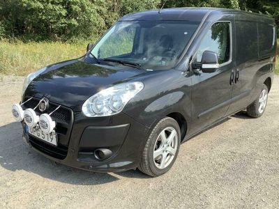 begagnad Fiat Doblò Cargo 1.4 CNG 2014, Transportbil Pris 60 000 kr