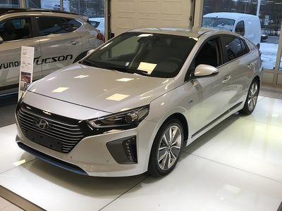begagnad Hyundai Ioniq Hybrid- Premium Plus Eco
