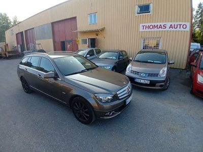 begagnad Mercedes C180 T Kompressor BE BlueEFFICIENCY 5G-Tronic 156hk