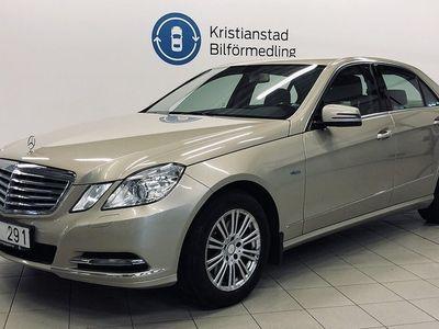 brugt Mercedes 250 E-KLASSCDI BlueEFFICIENCY 7G-Tronic Plus 204hk Elegance