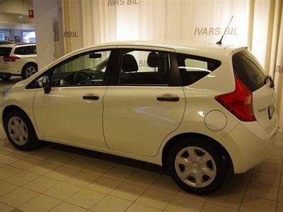 begagnad Nissan Note 80 Visia -15