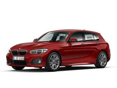 begagnad BMW 118 d 5D