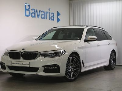 gebraucht BMW 530 i xDrive Touring M-Sport Innovation Edition Connected Winter
