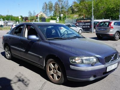 begagnad Volvo S60 2.4 Business 140hk