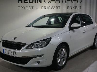 begagnad Peugeot 308 1,6 THP (125hk) *Navi, Panorama*