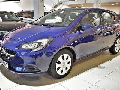 begagnad Opel Corsa 1.4 Drag Rattvärme 1 Ägare Moms 5d