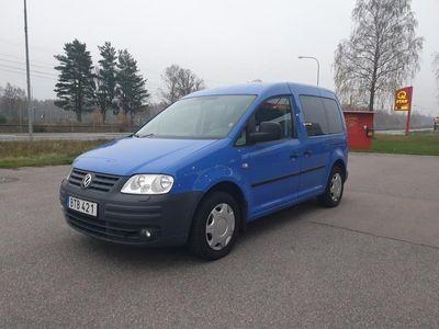 begagnad VW Caddy Life 2.0