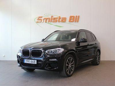"""begagnad BMW X3 xDrive30d, M Sport, D-Värme, 20"""" 265hk"""
